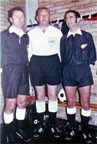 before the west germany vs. scotland match