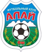 Alay Osh football team from Kyrgyzstan