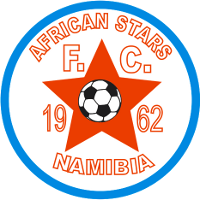 African Stars football team from Namibia
