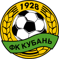 Kuban Krasnodar football team from Russia